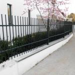 Modell Classic - ein Zaun aus Polen