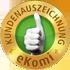 Authentische Bewertungen bei eKomi