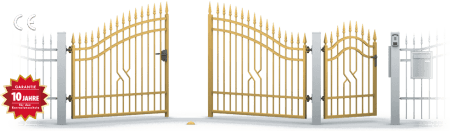 Zäune & Tore bei den Internetschlossern