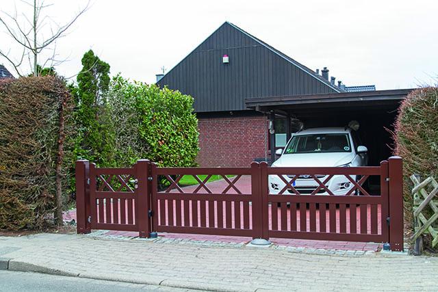 Autoport mit integriertem Antrieb Nr. 3 Linie 2