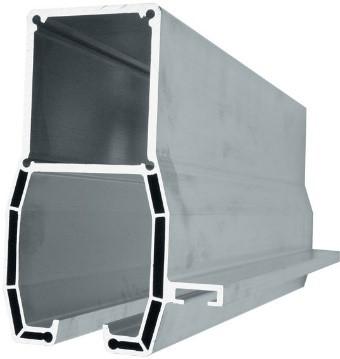 Aluminium Profil Ansicht