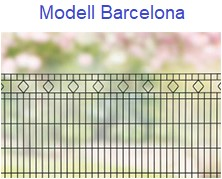 Modell Barcelona Eigenschaften