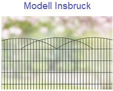 Modell Insbruck Eigenschaften